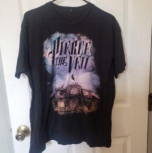 Pierce The Veil Band Tee Size XL